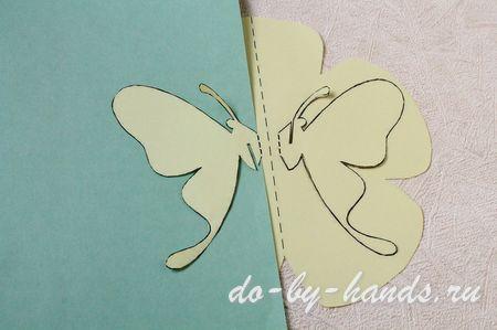 правило киригами: вырезаем