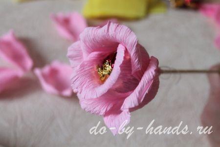 бутончик розы