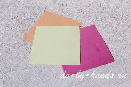 бумага для цветка