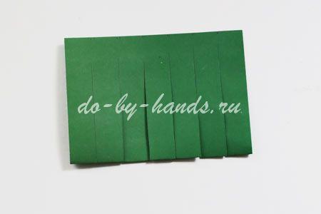 коврик из бумаги