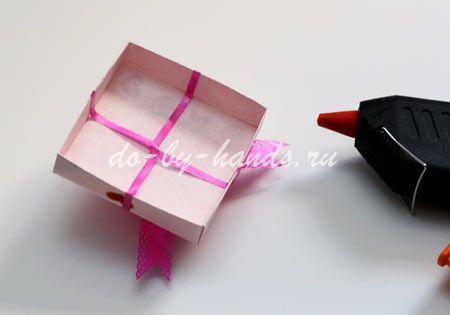 коробочка с сюрпризом
