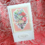 открытка для любимой мамы