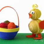 поделка цыпленок к пасхе