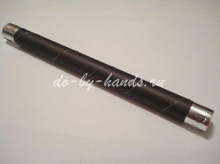 волшебная палочка из бумаги