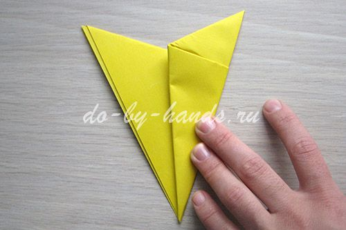 когти из бумаги схема