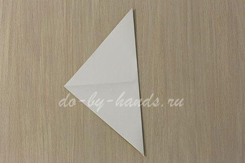 Оригами из бумаги меч схема фото 574