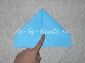 Корабль из бумаги пошаговое фото