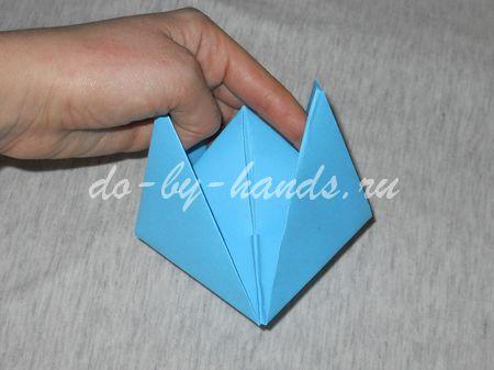 Кораблики для девочки из бумаги 780