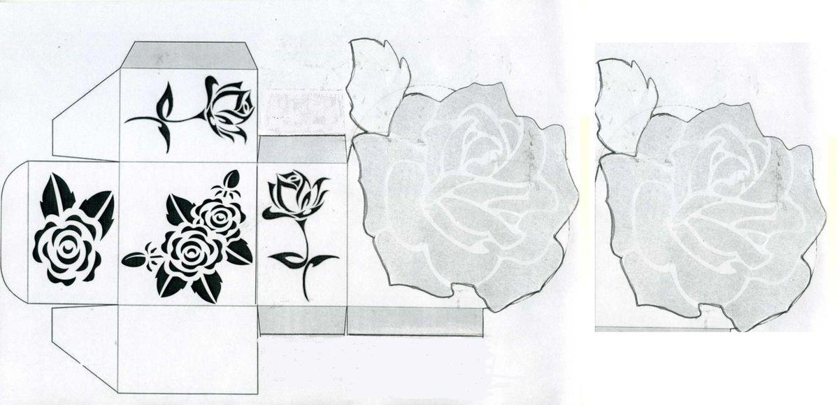 Дизайн своими руками из бумаги