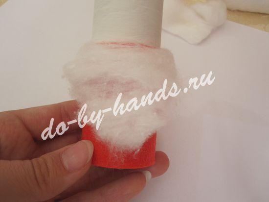 Поделки елочная игрушка своими руками из бумаги