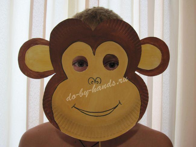 Поделки в год обезьяны своими руками фото