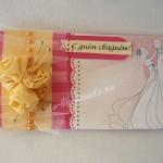 свадебная открытка конверт для денег