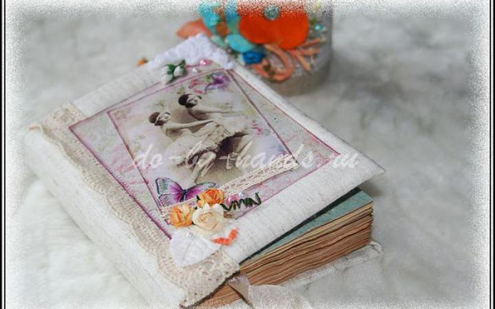 Фото блокнот своими рукам