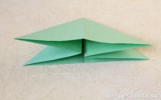 Базовая форма двойной треугольник