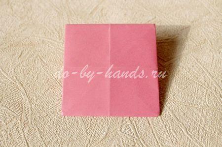 кувшинка из бумаги