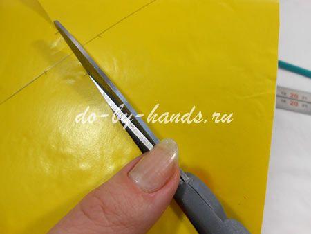 как сделать вертушку из бумаги